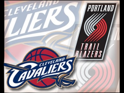 Image result for cavaliers trail blazers