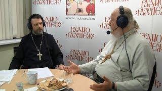 Радио «Радонеж». Протоиерей Димитрий Смирнов. Видеозапись прямого эфира от 2017.08.19