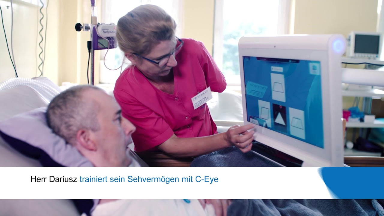 video C-Eye II COM – Kommunikationssystem