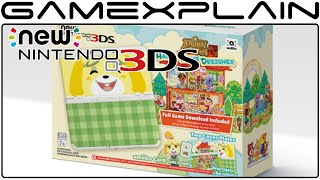 New Nintendo 3DS Coming to North America!