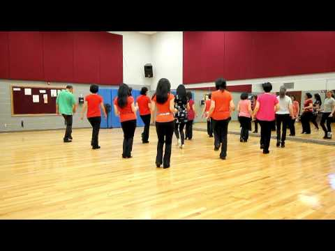Lay Low - Line Dance (Dance & Teach in English & 中文)