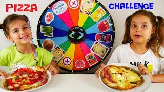 Pizza Challenge ή mystery wheel of pizza challenge/ ARIADNI ARTEMI STAR