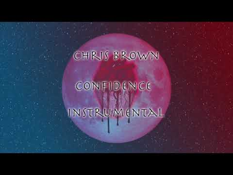 Chris Brown  Confidence Instrumental prod  Matt Diaz