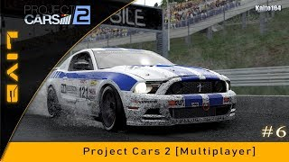 Project Cars 2 Multiplayer #6 • [Deutsch/HD] • [🔴LIVE🔴]