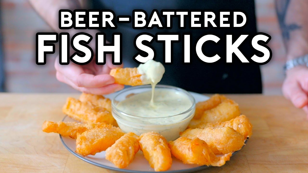 Binging with Babish: Fish Fingers & Custard from Doctor Who
