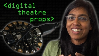 Digital Theatre Props - Computerphile