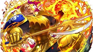 *All IN!* For Escanor The Lion Sin! | Seven Deadly Sins Grand Cross