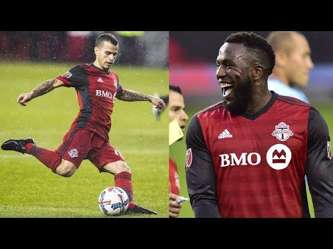 Toronto FC prepares to face Columbus without Altidore, Giovinco