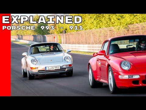 Porsche 993 - 911 Explained