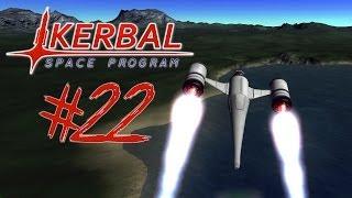 KERBAL SPACE PROGRAM 22 | NABOO STARFIGHTER