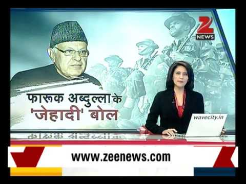 Entire Indian force can't defend Kashmir from terrorists, says Farooq Abdullah