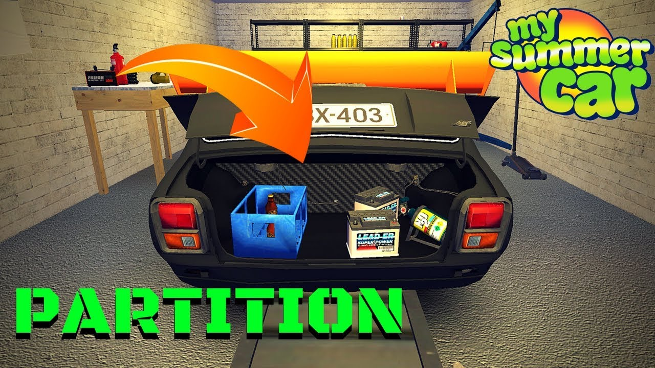 how to make mod my summer car
