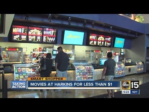 Harkins Movie Deal: Keep Kids Cool, Busy This Summer Without Going Broke