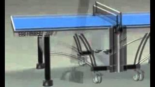 Теннисные столы Cornilleau - теннисный стол(Теннисные столы Cornilleau - теннисный стол., 2011-07-23T08:38:35.000Z)