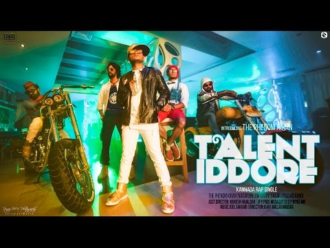 New Kannada Rap - Talent Iddore - The Phenom Kiran