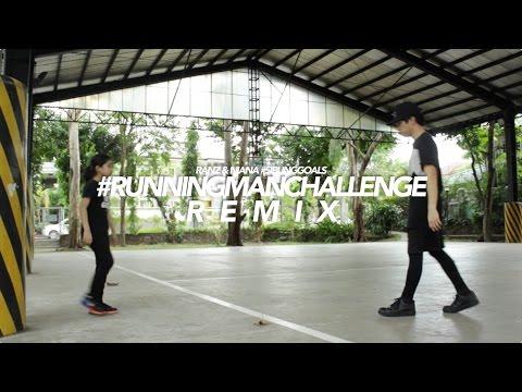 #RunningManChallenge Remix Dance