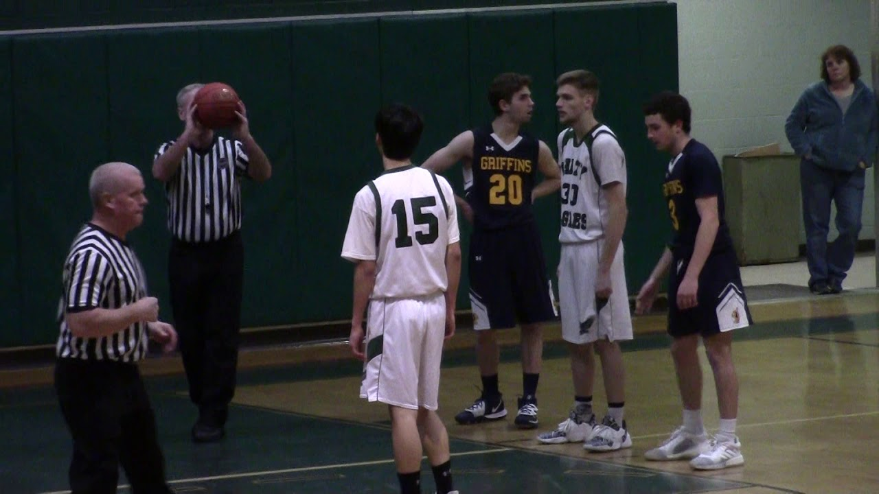 Chazy - Boquet Valley Boys  1-17-20