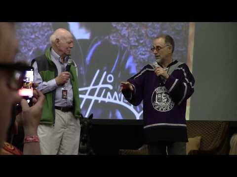 alan oppenheimer and john kassir Q&A at days of the dead indianapolis 2018