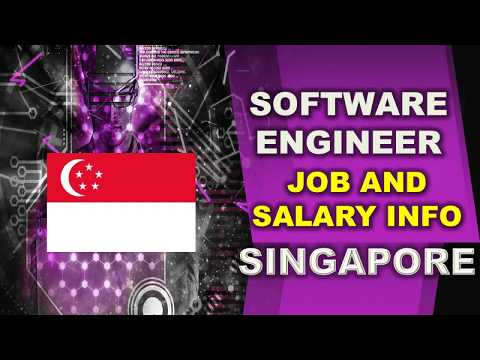 Software Engineer Salary In Singapore - Jobs And Salaries In Singapore