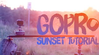 GoPro HERO 8 SUNSET Time Lapse Settings