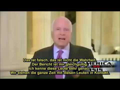 Senator McCain über IS/ISIS: