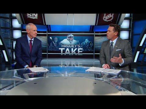 Hrudey's Take: NHL players are watching Maple Leafs