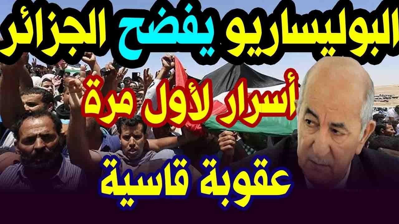 عاجـل: لجنة حقوق الإنسان تعـاقّـب الجزائر لهـذا السـبـب ولن تـصـدق ما حــدث في مخيمـات تندوف !