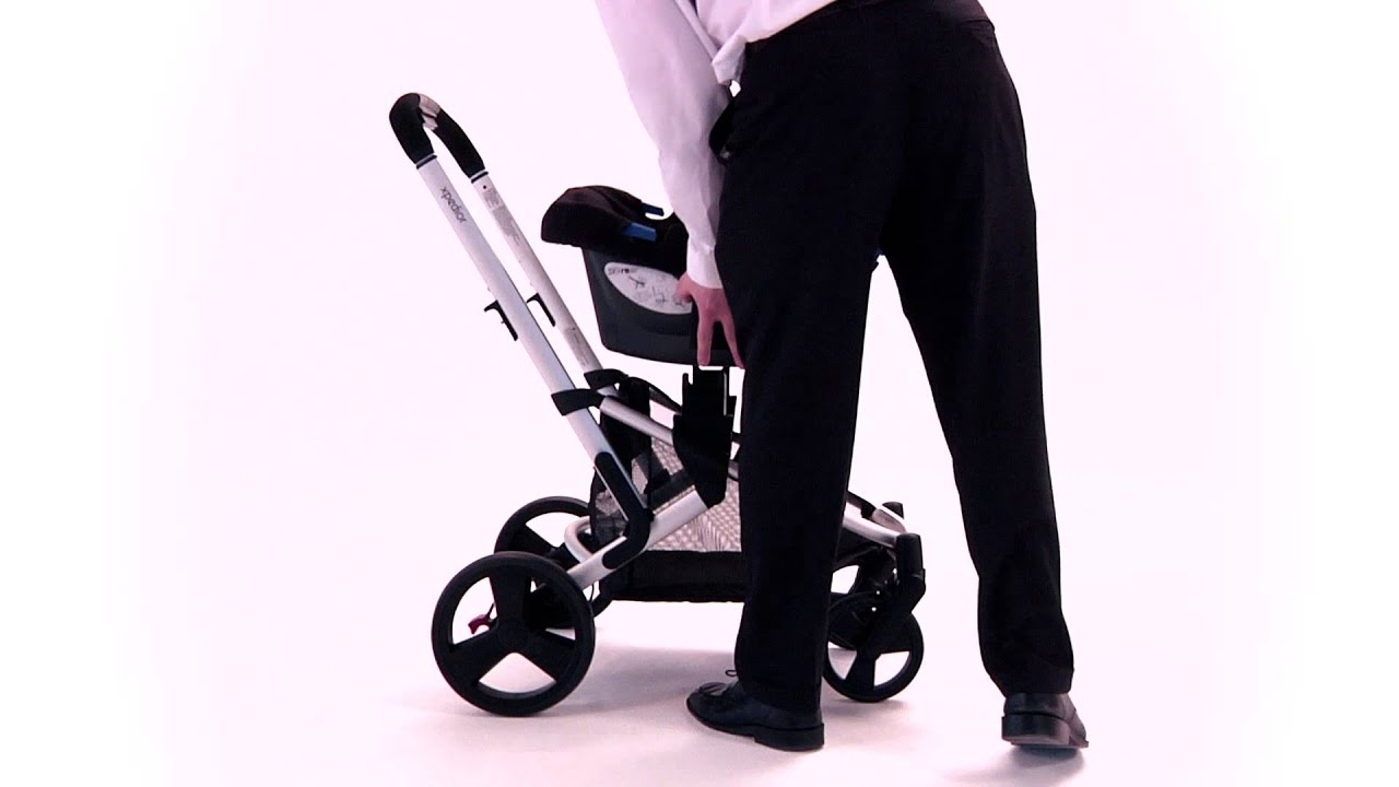 Mothercare Stroller Guide - YouTube