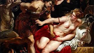 """Wilhelmine of Prussia (1709-1758) - Aria """"Cadro, ma tu crudel tiranno"""" (opera Argenore, 1740)"""