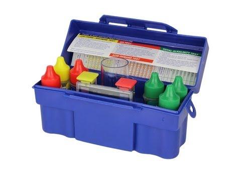 Swimming pool test kit k331sw youtube - Hth swimming pool test kit instructions ...