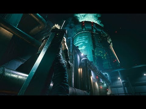 FINAL FANTASY VII REMAKE Trailer for FFVII - A Symphonic Reunion (Closed Captions)