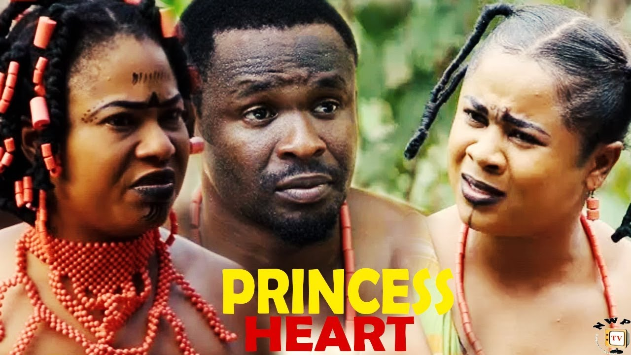 Download Princess Heart  Season 1 - 2017 Latest Nigerian Nollywood Movie