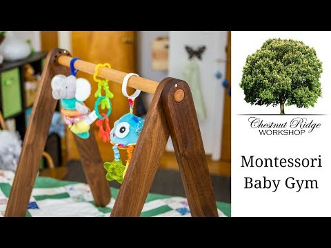 Montessori Baby Gym How To Build