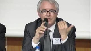 2010 - Inauguration d'une cordée de la réussite par M. Crebs