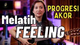 EAR TRAINING (3) - TEBAK AKOR (SOLFEGGIO) PROGRESI AKOR - SEE N SEE GUITAR LESSONS