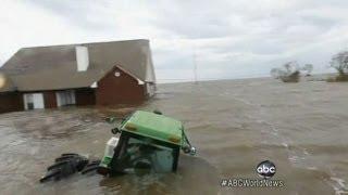 Hurricane Leslie, Tornadoes in Wake of Isaac