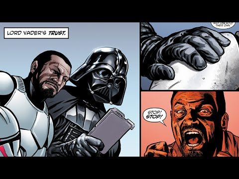 The Tragic Story of a Clone who tried to be Darth Vaders Friend [Legends]