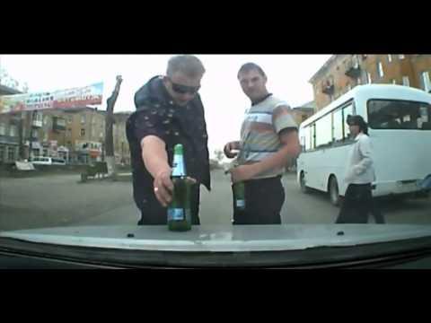 Bandenkriege in Russlands Straßen