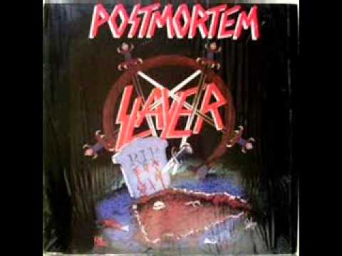 slayer Postmortem + Raining Blood (R.I.P Jeff )