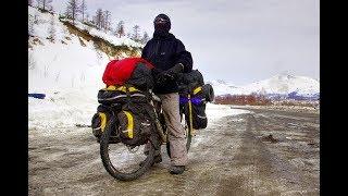 Репортаж о путешествии Игоря Данилова из Якутска в Магадан в марте 2008 года