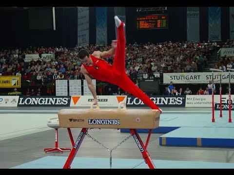 Marius Urzică, gimnastul care a dus până la perfecțiune exercițiul de la cal cu mânere