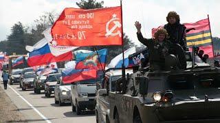 Vladímir Putin viaja a Crimea para celebrar la anexión de la península a Rusia