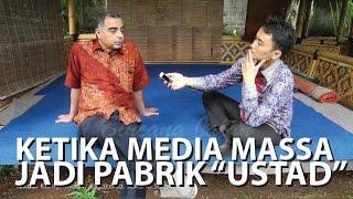 """MANUSIA INDONESIA - Dr Haidar Bagir (eps.7): ketika media massa jadi pabrik """"ustad"""""""