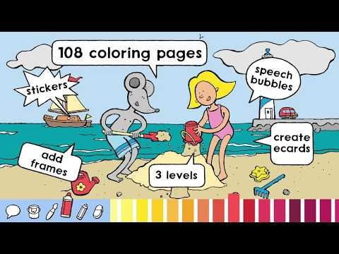 - Kiddi Games - Coloring And Painting Book For Kids - Apps On Google Play