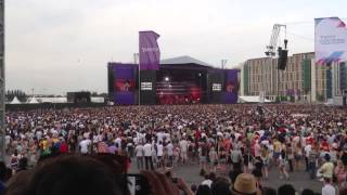 holy grail jay z feat justin timberlake live at wireless festival 2013 legends of the summer
