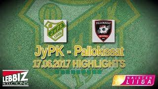 JyPK - Pallokissat 17.6.2017 Highlights!