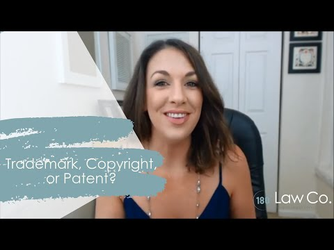 Trademark, Copyright, or Patent? - All Up In Yo' Business