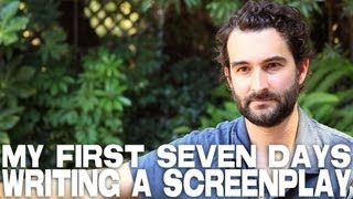 First Seven Days Writing A Screenplay by Jay Duplass