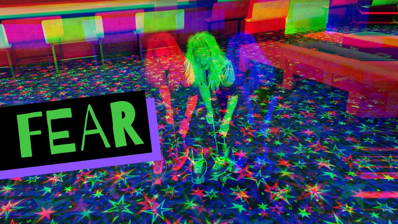Fear & Roller Skating - How to Manage It!