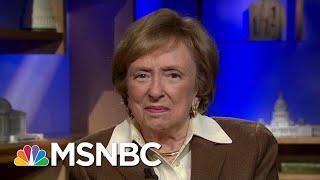 Elizabeth Drew On The 'Honest People Trump Cannot Fathom'   The Last Word   MSNBC